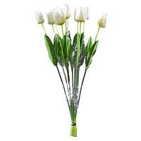 Искусственный цветок тюльпан малый штучный Z - 4