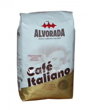 Кава в зернах Alvorada Italiano, 500г