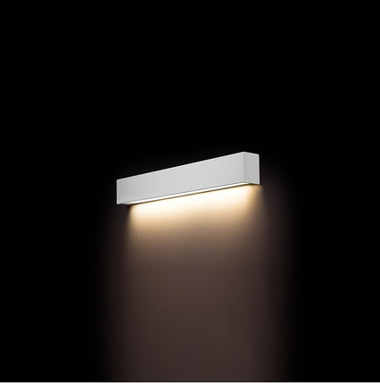 Светильник настенный NOWODVORSKI Straight Wall Led White 9610 (9610), фото 2
