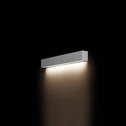 Светильник настенный NOWODVORSKI Straight Wall Led Silver 9613 (9613), фото 2