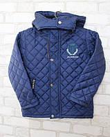 Демисезонная куртка для мальчика. 122-152р.