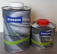 Лак акриловый STANDOX MS 2+1 с отвердителем 1,5 л
