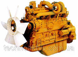Двигатель Mitsubishi S6K