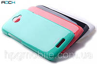 Чехол для HTC One S Z320e - ROCK Colorful back cover