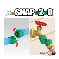 Конектор з'єднувач для шланга Snap 2-0 Garden Hose, 1000531, коннектор для шланга, з'єднувач для шланга