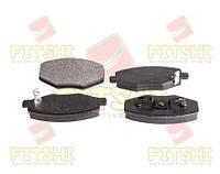 Колодки тормозные передние Chery Jaggi/S21; Kimo/S12 (с 2011г.)