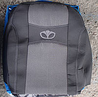Авточехлы NIKA DAEWOO LANOS KOREA 1997 автомобильные модельные чехлы на для сиденья сидений салона DAEWOO деу дэу LANOS, фото 1