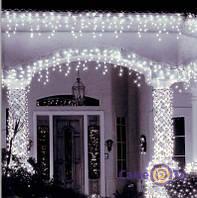 Вулична гірлянда Бахрома 120 LED світлодіодна, 1001161, гірлянда бахрома, гірлянда бахрома вулична, вулична гірлянда, гірлянда хвиля, Гірлянда