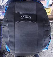 Автомобильные чехлы Nika на сиденья Ford Fusion 2002-12 Форд Фьюжн