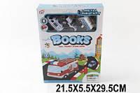 Набор заводной транспорт th8542b игра-книга