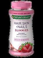 Мультивитамины для волос, кожи и ногтей Nature's Bounty Hair, Skin & Nails 80 шт