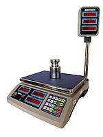 Весы торговые настольные электронные ВТНЕ/2-15Т2