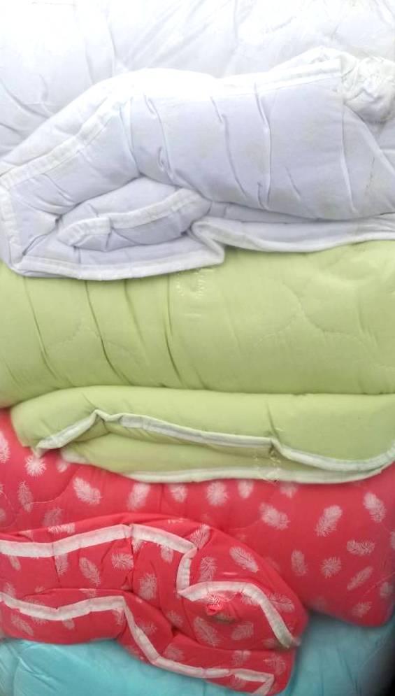 Одеяло оптом на овчине в качественной ткани микрофибра 1,5
