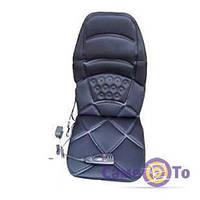 Масажна накидка на сидіння Seat Topper, 1000033, масажна накидка, bys-100c, накидка на сидіння, накидки на крісла, авто масажер, масажна накидка в
