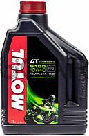 Motul 5100 4T SAE 10W40 моторное масло для мототехники, 2 л