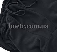 Термобелье флисовое с воротником (BLACK), фото 2