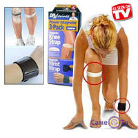 Магнітні пов'язки на зап'ястя, коліно Power Magnetic 3-Pack, 1001712