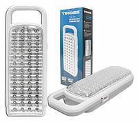 Лампа настольная аккумуляторная Tiross ts 50, 1000803, tiross лампа, светодиодная настольная лампа, tiross 50,