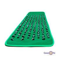Масажний килимок «Морський берег», 1000290, масажний килимок для ніг, масажний килимок для стоп, масажний килимок з камінчиками, масажний килимок