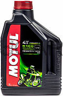 Motul 5100 4T SAE 15W50 моторное масло для мототехники, 2 л