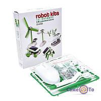 Конструктор на сонячній батареї Robot Kits 6 в 1, 1001872