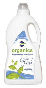 Био кондиционер для белья Green Fresh Organics, фото 2