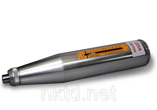 Молоток Шмидта 225А - для измерения прочности бетона (склерометр)
