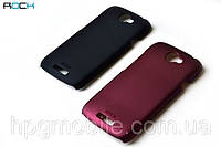 Чехол для HTC One S Z320e - ROCK Naked Shell back cover