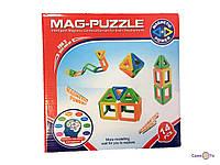 Магнітний конструктор Mag-Puzzle 14 деталей, 1001891