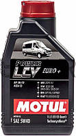 Motul Power LCV Euro+ SAE 5W40 моторное масло для коммерческой техники, 1 л