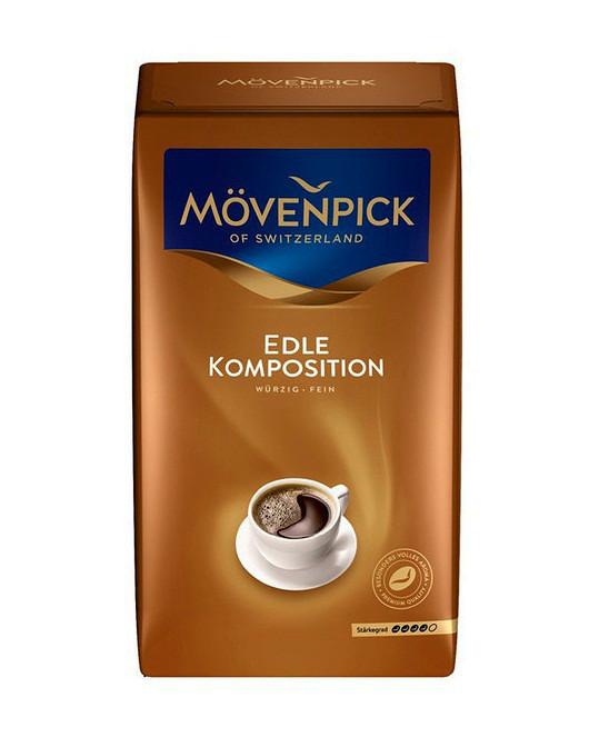 Кава мелена Movenpick Edle Komposition, 500г