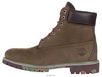 Женские ботинки Timberland Yellow Camo