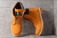 Зимние женские ботинки Timberland с термоподкладкой