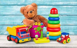 Детские игрушки и парты