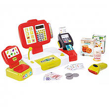 Касса игрушечная со сканером Smoby 350107