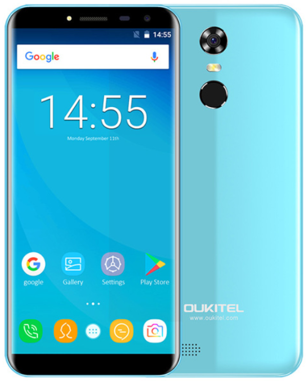 OUKITEL C8 2/16 Gb blue