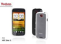 Чехол для HTC One S Z320e - Yoobao 2 in 1 Protect case