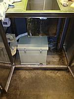 Жироуловитель под мойку, пиковый сброс 30л, производительность 0.14л/мин
