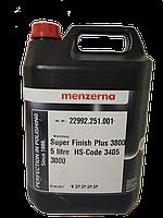 Финишная абразивная полировальная паста Menzerna Super Finish Plus 3800, 5л