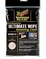 Meguiar's E101 Ultimate Wipe Detailing Cloth Полотенце микрофибровое, 41 х 41 см.
