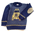 Детский свитер на мальчика (мишка), фото 2