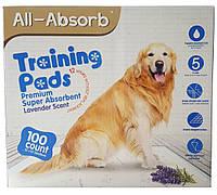 Пеленки для щенков и собак All-Absorb Premium