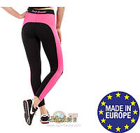 Спортивные женские легинсы Paulo Connerti (original), леггинсы для бега, лосины для йоги, фитнеса, спортзала