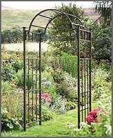35 Пергола, опора для вьющихся садовых растений