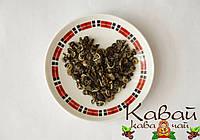 """Зеленый чай """"Серебряная улитка"""" (Silver snail, Срібний равлик, Инь Ло) китайский с чайной типсой"""