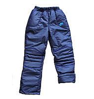 Тёплые зимние штаны детские.
