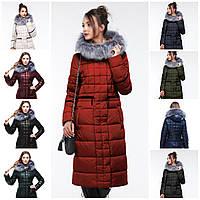 Пальто женское зима 2017-2018.