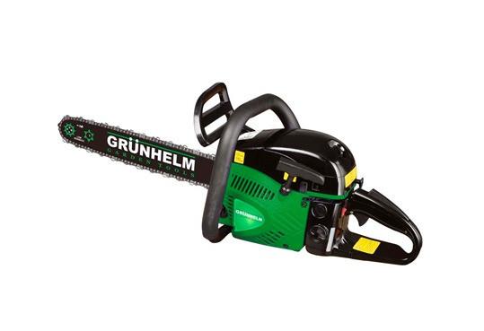 Бензопила ланцюгова Grunhelm GS-5200M Professional
