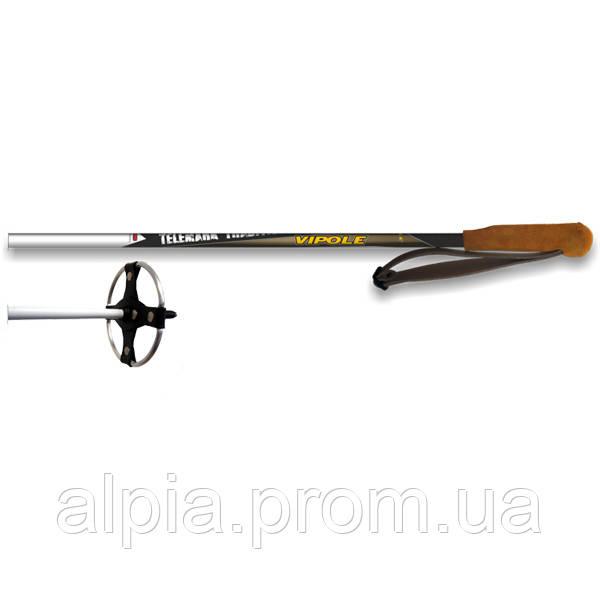 Лыжные палки Vipole Telemark Tradition 140