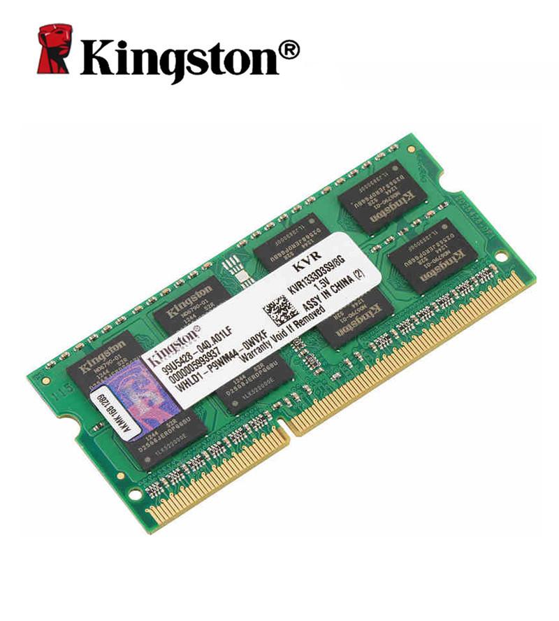 Оперативная память Kingston DDR3-1600 4096MB 1.5V